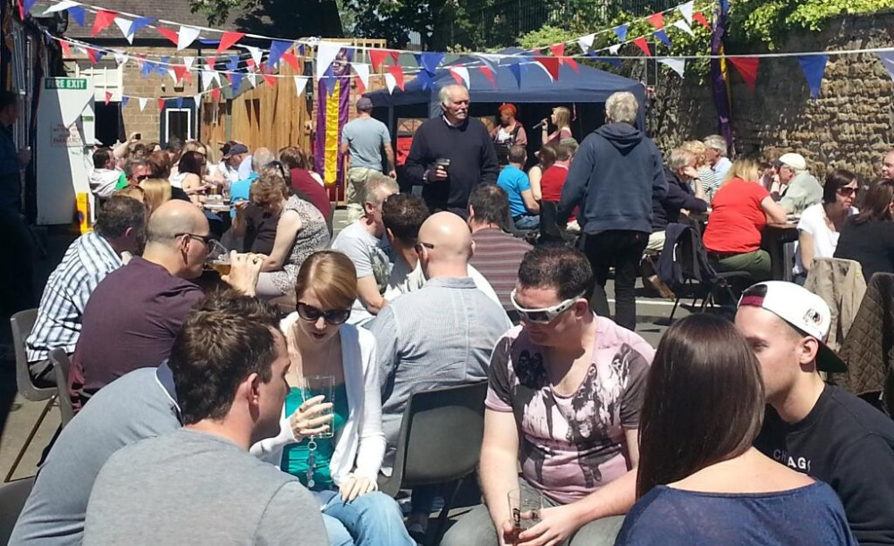 Wetherby Beer festival